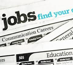 jobs in communications
